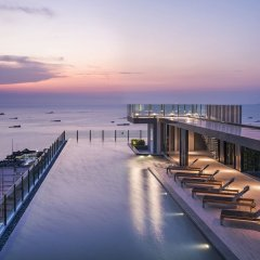 Отель Pattaya Central Sea View Pool Suite Паттайя бассейн фото 2