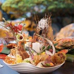 Отель Iwayu Ryokan Мисаса питание фото 2