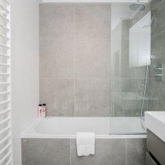 Отель Central London 1 Bedroom Flat Великобритания, Лондон - отзывы, цены и фото номеров - забронировать отель Central London 1 Bedroom Flat онлайн ванная фото 2