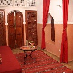 Отель Riad Zen House Марракеш в номере
