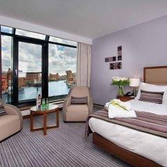 Отель Hilton Gdansk комната для гостей