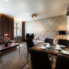 Отель Aparthotel New Lux Вроцлав комната для гостей фото 4