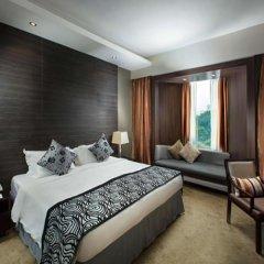 Peninsula Excelsior Hotel 4* Стандартный номер с различными типами кроватей фото 12