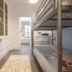 Апартаменты Apartment Ws Montorgueil – Louvre Париж интерьер отеля
