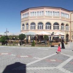 Отель Ihlara Termal Tatil Koyu парковка