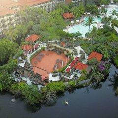 Отель Ayodya Resort Bali Индонезия, Бали - - забронировать отель Ayodya Resort Bali, цены и фото номеров спортивное сооружение