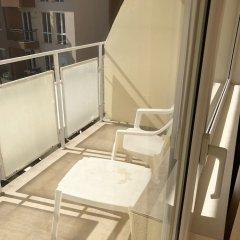 Hotel Saga Равда балкон