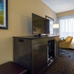 Отель Hampton Inn Meridian удобства в номере