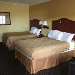 Отель Americas Best Value Inn-South Gate Downey США, Южные ворота - отзывы, цены и фото номеров - забронировать отель Americas Best Value Inn-South Gate Downey онлайн комната для гостей фото 2