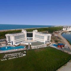 Отель Water Side Resort & Spa Сиде пляж