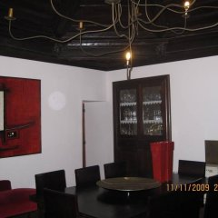 Отель Quinta De Tourais Ламего гостиничный бар