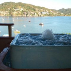 Отель Villa del Pescador комната для гостей фото 5