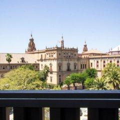 Отель Pasarela Испания, Севилья - 2 отзыва об отеле, цены и фото номеров - забронировать отель Pasarela онлайн балкон