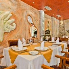 Отель DIT Orpheus Hotel Болгария, Солнечный берег - отзывы, цены и фото номеров - забронировать отель DIT Orpheus Hotel онлайн питание фото 2