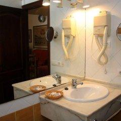 Отель Cortijo Fontanilla Испания, Кониль-де-ла-Фронтера - отзывы, цены и фото номеров - забронировать отель Cortijo Fontanilla онлайн ванная