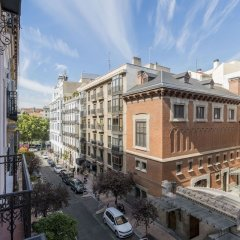 Отель Home Club Marqués del Duero I балкон