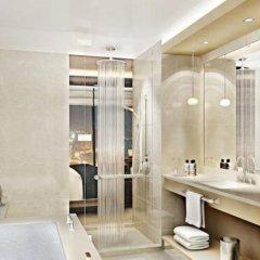 Отель Fairmont Baku at the Flame Towers 5* Стандартный номер с различными типами кроватей фото 6