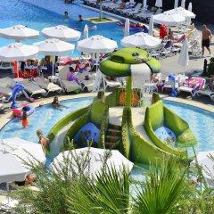 White City Resort Hotel Турция, Аланья - отзывы, цены и фото номеров - забронировать отель White City Resort Hotel онлайн бассейн