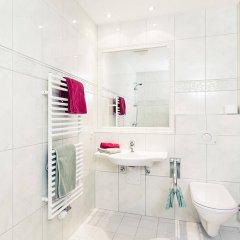 Отель Appartementhaus Leni Зёльден ванная фото 2