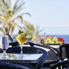 Отель Rodos Princess Beach Родос приотельная территория фото 2
