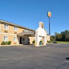 Отель Super 8 by Wyndham Vicksburg парковка