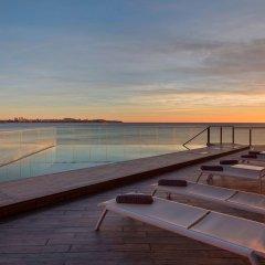 Отель Melia Alicante пляж