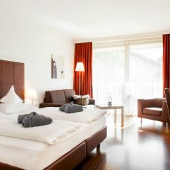 Design Hotel Tyrol Парчинес комната для гостей фото 2