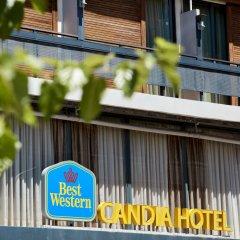 Отель Best Western Candia парковка
