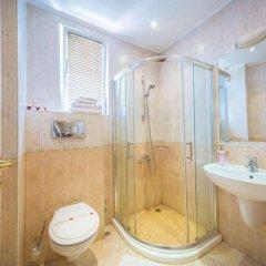Отель Alegro Hotel Болгария, Велико Тырново - 1 отзыв об отеле, цены и фото номеров - забронировать отель Alegro Hotel онлайн ванная