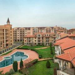 Отель Viva Apartments Болгария, Солнечный берег - отзывы, цены и фото номеров - забронировать отель Viva Apartments онлайн балкон