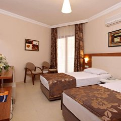Отель Panorama Аланья комната для гостей фото 3