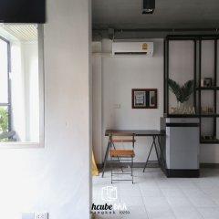 Отель Hcube Bkk Бангкок удобства в номере фото 2