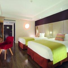 Отель Super 8 Xian Big Wild Goose Pagoda комната для гостей фото 4
