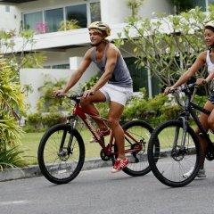 Отель Serenity Resort & Residences Phuket спортивное сооружение