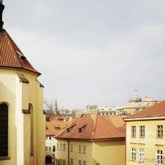 Отель Maximilian Чехия, Прага - 1 отзыв об отеле, цены и фото номеров - забронировать отель Maximilian онлайн балкон
