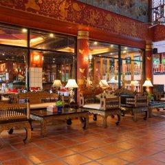 Отель Royal Phawadee Village интерьер отеля