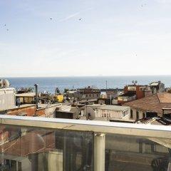 Istanbul Center Hotel балкон