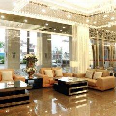 Отель Zhongshan Jinsha Business Hotel Китай, Чжуншань - отзывы, цены и фото номеров - забронировать отель Zhongshan Jinsha Business Hotel онлайн интерьер отеля