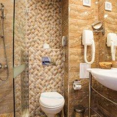 Отель Laguna Park & Aqua Club - All Inclusive Болгария, Солнечный берег - отзывы, цены и фото номеров - забронировать отель Laguna Park & Aqua Club - All Inclusive онлайн ванная фото 2