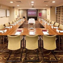 Mercure Manchester Piccadilly Hotel фото 2