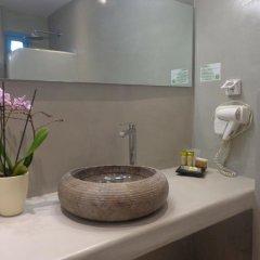 Отель Langas Villas Греция, Остров Санторини - отзывы, цены и фото номеров - забронировать отель Langas Villas онлайн ванная