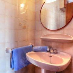 Отель Sant Carles Льянса ванная