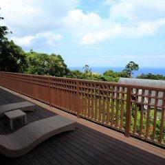 Sankara Hotel & Spa Yakushima Якусима балкон