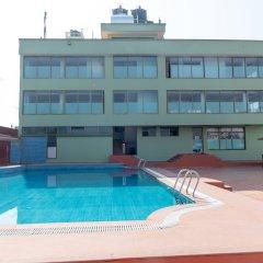 Отель Mukhum International Непал, Катманду - отзывы, цены и фото номеров - забронировать отель Mukhum International онлайн бассейн