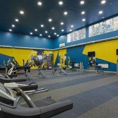 Amra Park Hotel & Spa фитнесс-зал фото 2