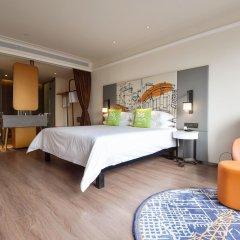 Отель ibis Xi'an North Second Ring Weiyang Rd Hotel Китай, Сиань - отзывы, цены и фото номеров - забронировать отель ibis Xi'an North Second Ring Weiyang Rd Hotel онлайн фото 2