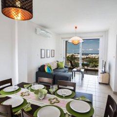 Отель Palm Village Villas Кипр, Протарас - отзывы, цены и фото номеров - забронировать отель Palm Village Villas онлайн комната для гостей фото 2