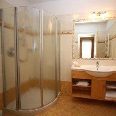 Hotel Sas Morin Долина Валь-ди-Фасса ванная фото 2