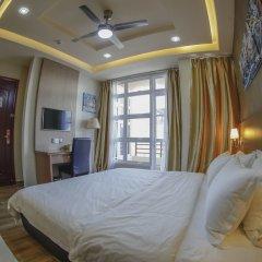 Отель Three Inn Мальдивы, Северный атолл Мале - отзывы, цены и фото номеров - забронировать отель Three Inn онлайн комната для гостей фото 4