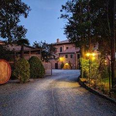 Отель Villa Di Nottola парковка